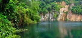 Das Bukit Tima Reserve lädt geradezu zu einer Wanderung ein