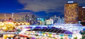Das Nachtleben von Singapur findet nicht nur in Clarke Quay statt...