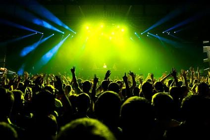Auch große Konzerte und Parties sind Teil des Nachtlebens von Singapur