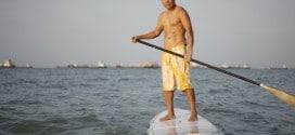 Es gibt sehr viele unterschiedliche Wassersport-Möglichkeiten in Singapur