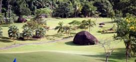 Auch die benachbarten indonesischen Inseln bieten tolle Golfplätze